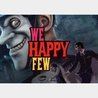 We Happy Few - Digital Deluxe Edition Steam Key GLOBAL