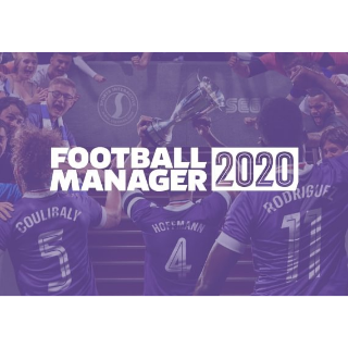 Football Manager 2020 Steam Key EU