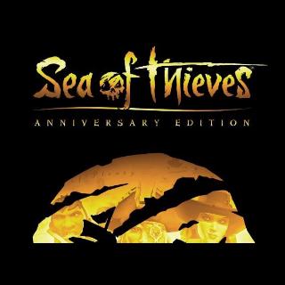 Sea of Thieves - Anniversary Edition Xbox live Key GLOBAL