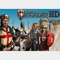 Stronghold: Crusader HD Steam Key GLOBAL