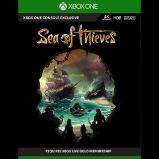 Sea of Thieves - PC/Xbox One Xbox live