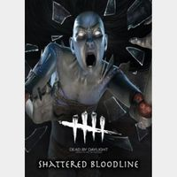 Dead by Daylight: Shattered Bloodline Steam Key GLOBAL