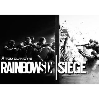 Tom Clancy's Rainbow Six: Siege Uplay PC