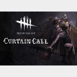 Dead by Daylight: Curtain Call Chapter Steam Key GLOBAL