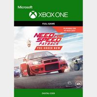 Need For Speed: Payback Xbox live Key