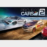 Project CARS 2 PC/STEAM GLOBAL