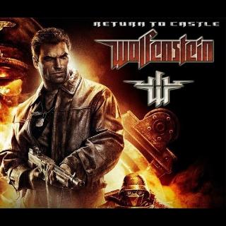 Return to Castle Wolfenstein Steam Key GLOBAL