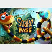 Snake Pass Steam Key GLOBAL