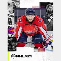 NHL 21 US Xbox live Key