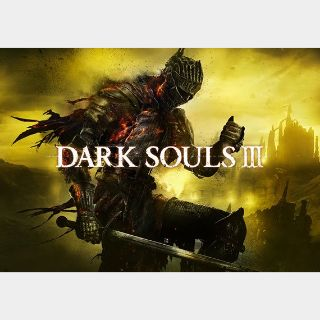 Dark Souls III 3 Steam Key GLOBAL