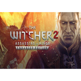 The Witcher 2: Assassins of Kings - Enhanced Edition GOG Key GLOBAL