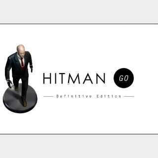 Hitman GO: Definitive Edition Steam Key GLOBAL