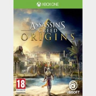 Assassin's Creed: Origins Xbox ONE GLOBAL