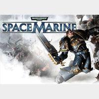 Warhammer 40,000: Space Marine Steam Key GLOBAL