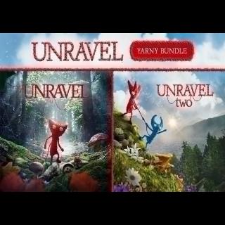 Unravel Yarny - Bundle US PSN Key