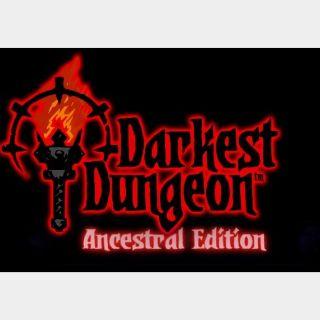 Darkest Dungeon: Ancestral Edition Steam Key GLOBAL