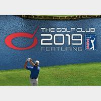 The Golf Club 2019: PGA Tour Steam Key GLOBAL