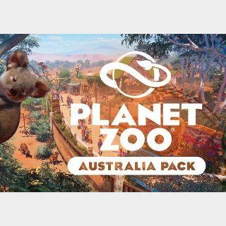 Planet Zoo - Australia Pack Steam Key GLOBAL
