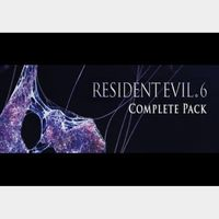 Resident Evil 6 - Complete Steam Key GLOBAL