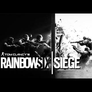 Tom Clancy's Rainbow Six: Siege Uplay PC