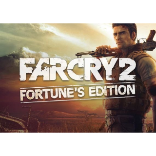 Far Cry 2 - Fortune's Edition Uplay Key GLOBAL