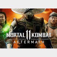 Mortal Kombat 11: Aftermath Kollection Steam Key GLOBAL