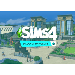The Sims 4: Discover University Origin Key GLOBAL