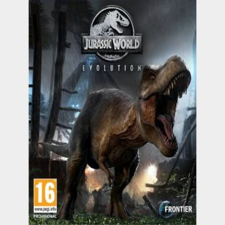 Jurassic World Evolution - Deluxe Edition Steam Key GLOBAL