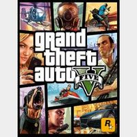 Grand Theft Auto V GTA 5 Rockstar Key GLOBAL