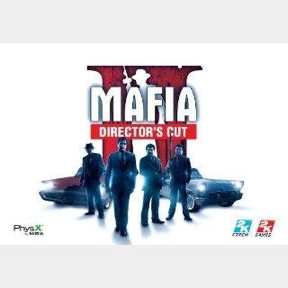Mafia II - Director's Cut GOG Key GLOBAL