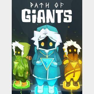 Path of Giants Steam Key GLOBAL