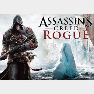Assassin's Creed: Rogue Ubisoft Connect Key GLOBAL