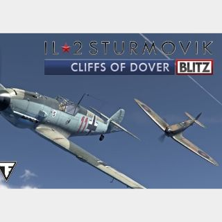 IL-2 Sturmovik: Cliffs of Dover - Blitz Edition Steam Key GLOBAL