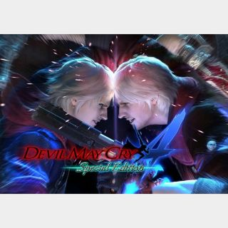 Devil May Cry 4 - Special Edition Steam Key GLOBAL