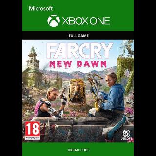 Far Cry New Dawn (Xbox One) Xbox Live Key GLOBAL