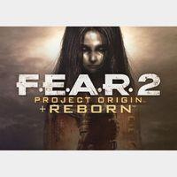 F.E.A.R. 2: Reborn Steam Key GLOBAL