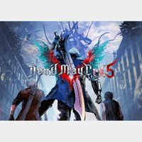 Devil May Cry 5 Steam Key GLOBAL