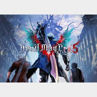 Devil May Cry 5 Steam Key GLOBAL
