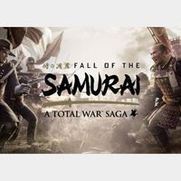 Total War Saga: Fall Of The Samurai Steam Key GLOBAL
