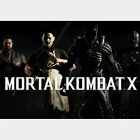 Mortal Kombat X - Kombat Pack US PSN Key