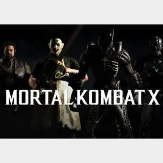 Mortal Kombat X - Kombat Pack US PSN Key