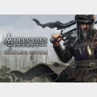 Ancestors Legacy - Complete Edition Steam Key GLOBAL
