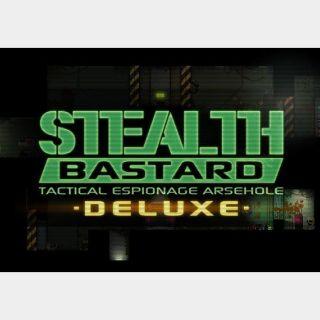Stealth Bastard Deluxe Steam Key GLOBAL