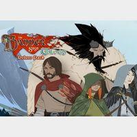 Banner Saga Trilogy - Deluxe Pack Steam Key GLOBAL