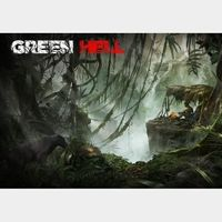 Green Hell Steam Key GLOBAL