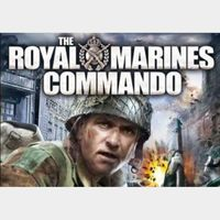 The Royal Marines Commando Steam Key GLOBAL
