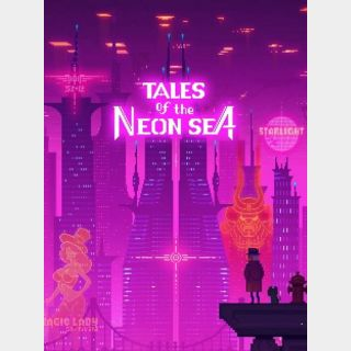 Tales of the Neon Sea Steam Key GLOBAL