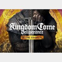 Kingdom Come: Deliverance - Royal Edition Steam Key GLOBAL
