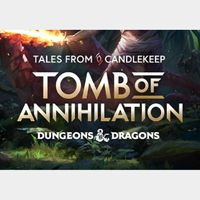 Tales from Candlekeep: Tomb of Annihilation Steam Key GLOBAL