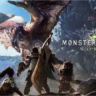 Monster Hunter: World Steam Key GLOBAL